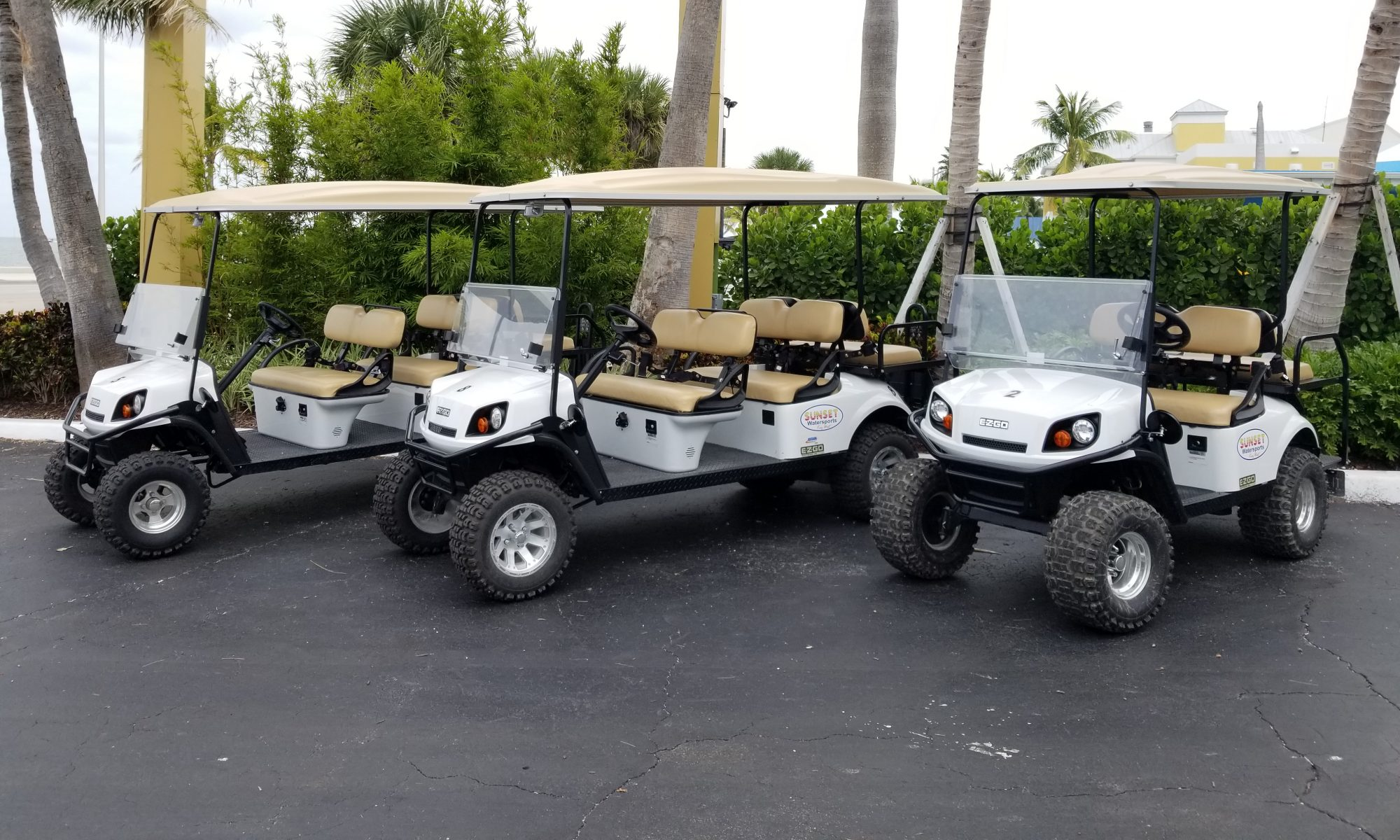 Key West Golf Cart Rentals